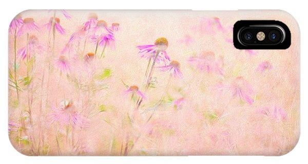 Flower Gardens iPhone Case - Summertime by Jacky Parker