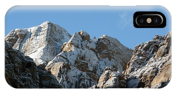 Summits Reach IPhone Case