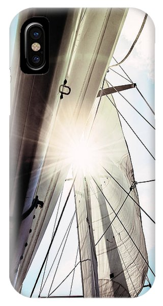 Sun And Sails IPhone Case