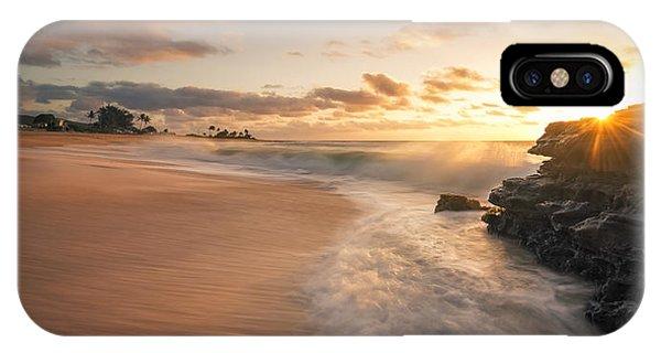 Sun And Sandy Beach IPhone Case