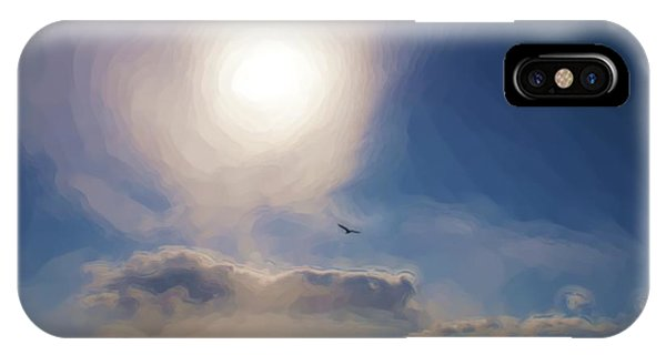 Sun And Skies IPhone Case