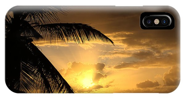 iPhone Case - Sun Blast by Jared Shomo