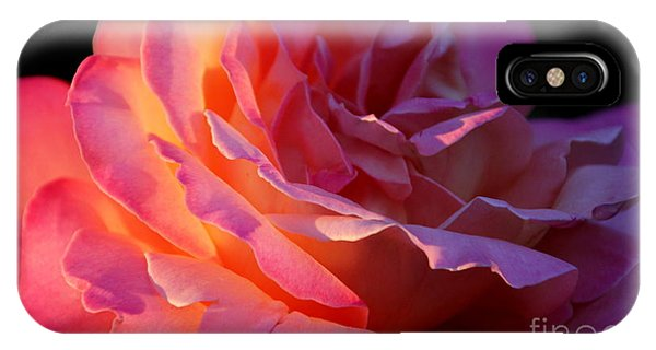 The Sun The Rose And Me IPhone Case