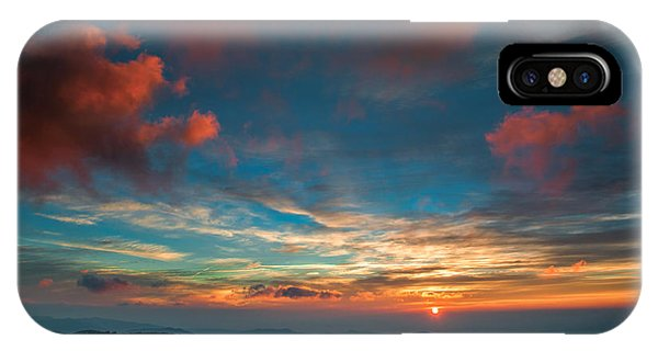 Sun Dance IPhone Case
