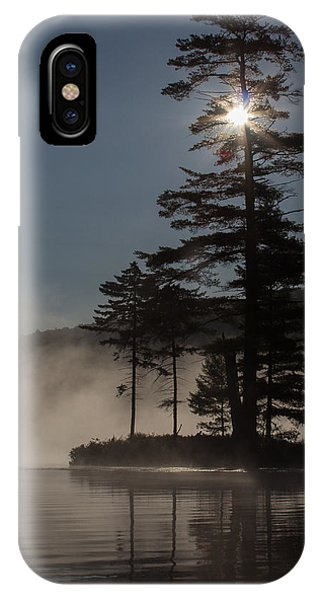 Sun Is Up At The Lake IPhone Case