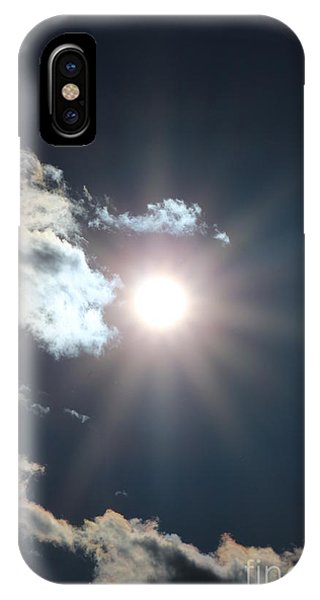 Sun Ray 2 Phone Case by Brenda Henley