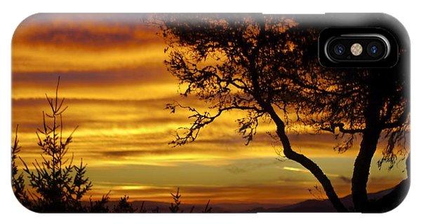 Sun Rising  IPhone Case
