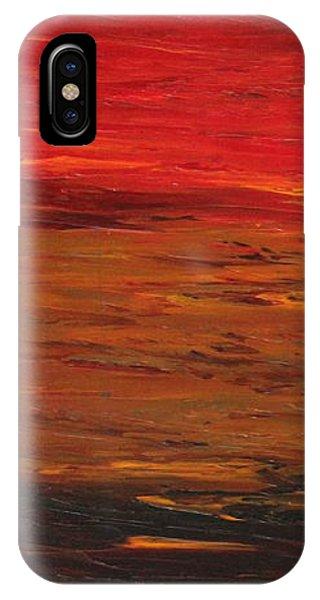 Sun Shade 1 IPhone Case
