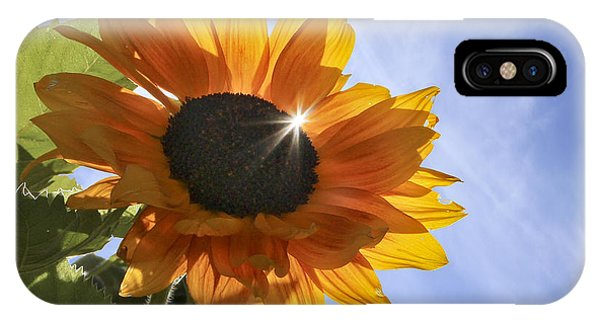 Sun Sparkle IPhone Case