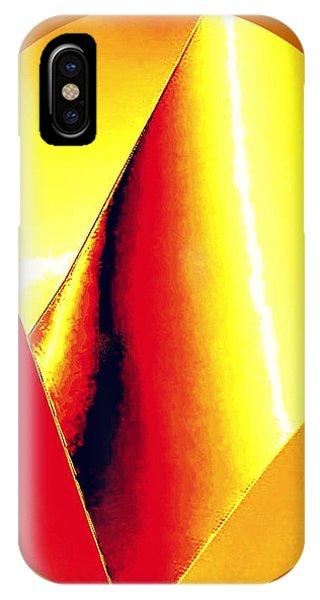 Sun Spot IPhone Case