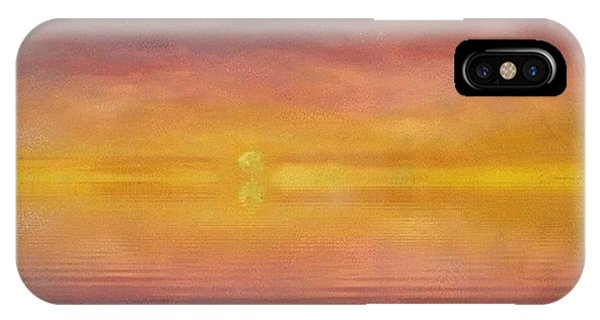 Sun Tapestry IPhone Case