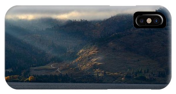 Sunbeams On The Mission I Phone Case by Phil Dionne
