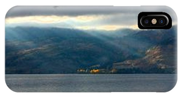 Sunbeams On The Mission Iv Phone Case by Phil Dionne
