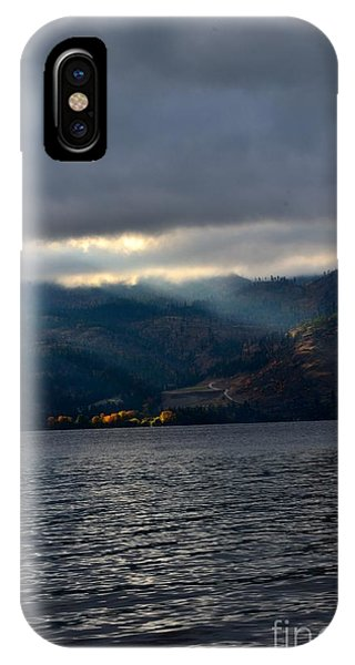 Sunbeams On The Mission  Phone Case by Phil Dionne