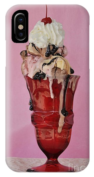 Sundae Anyone? IPhone Case