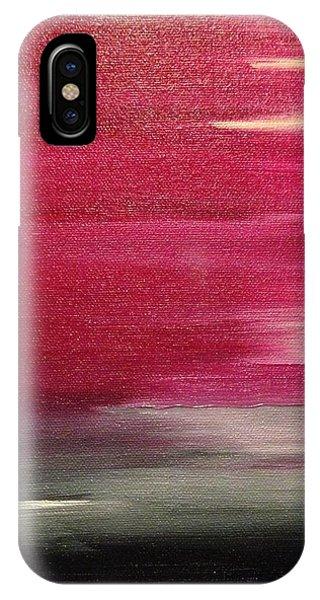 Sundae Ox-bloody Sundae Phone Case by Christopher Toro