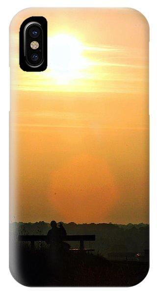 Sunday Sunset IPhone Case