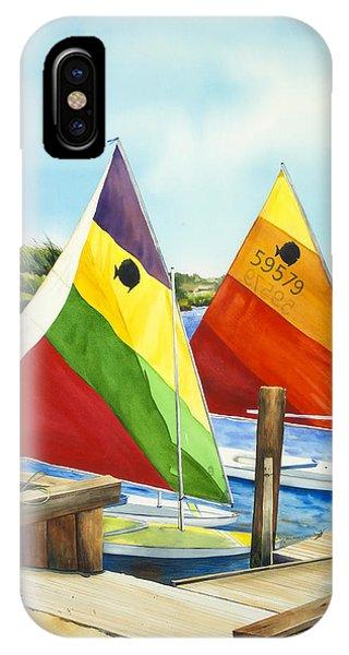 Sunfish Escape IPhone Case
