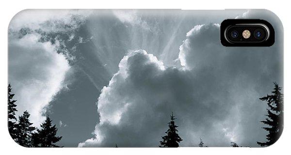 Sunflare Phone Case by Darren Edwards