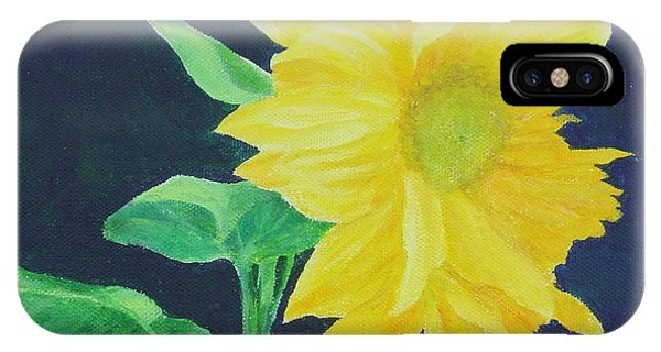 Sunflower Ballet Original IPhone Case