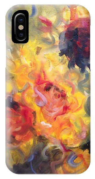 Sunflower Selebrations IPhone Case