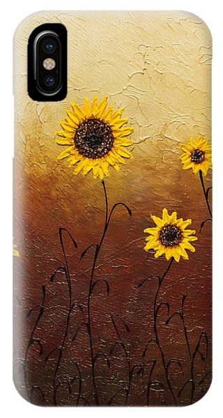 Sunflowers 1 IPhone Case