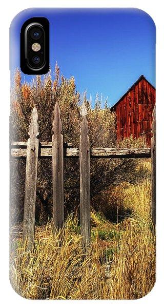 Sunglow Barn 2 IPhone Case