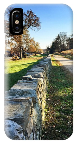 Sunken Road IPhone Case