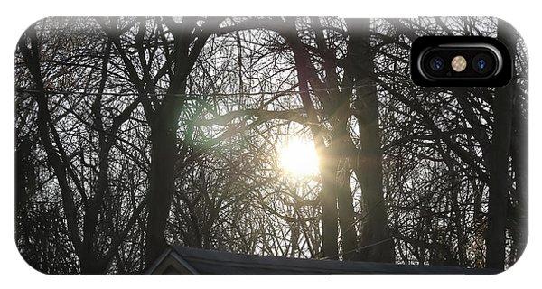 Sunlight Phone Case by Stacie  Goodloe