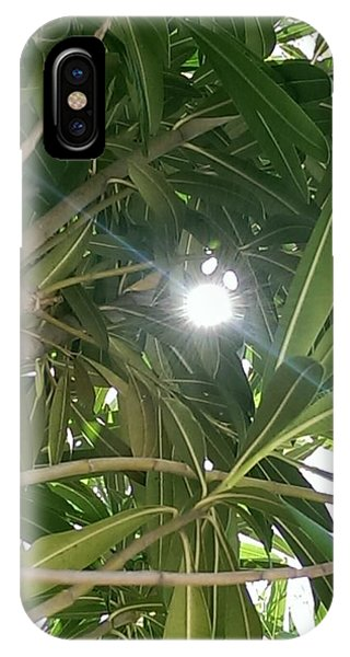 Sunlight Streaming Phone Case by Bill Mohler
