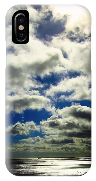 Sunlight Through The Clouds IPhone Case