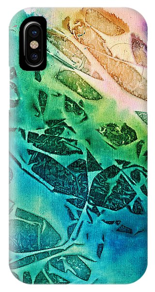 iPhone Case - Sunlit Waves by Alene Sirott-Cope