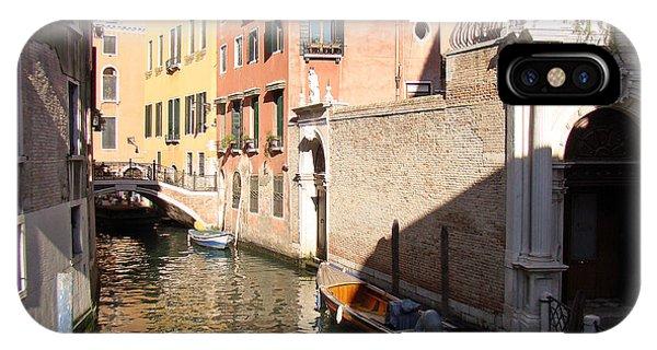 Venice Sunny Afternoon IPhone Case