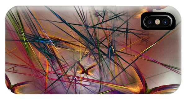 Sunny Day-abstract Art IPhone Case