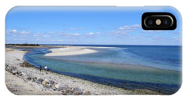 Sunny Day Beachside Phone Case by Lynda Lehmann