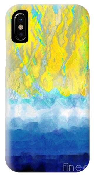 Sunny Day Waters IPhone Case