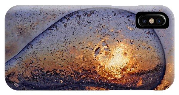 Sunny Evening Seascape IPhone Case
