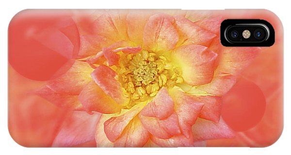 Sunny Flower Universe IPhone Case