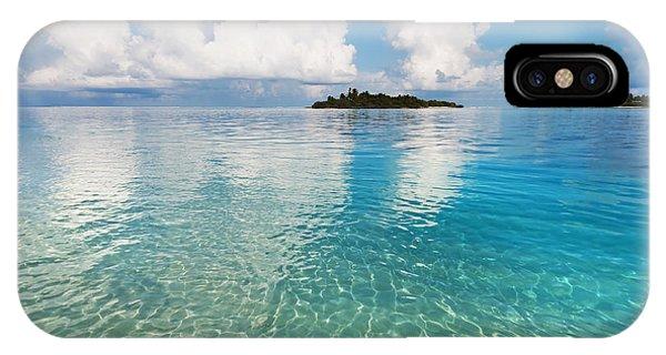 Sunny Invitation For  You. Maldives IPhone Case