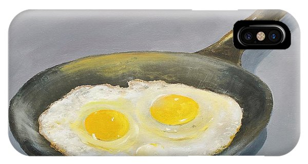 Sunny Side IPhone Case