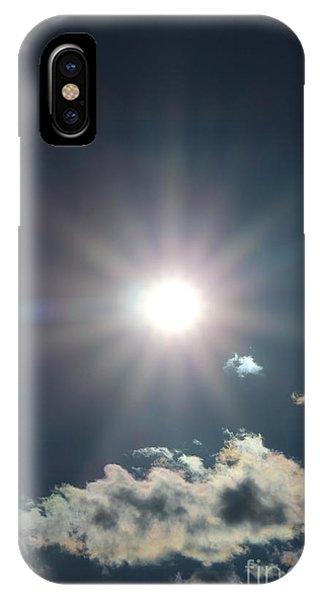 Sunray 1 Phone Case by Brenda Henley