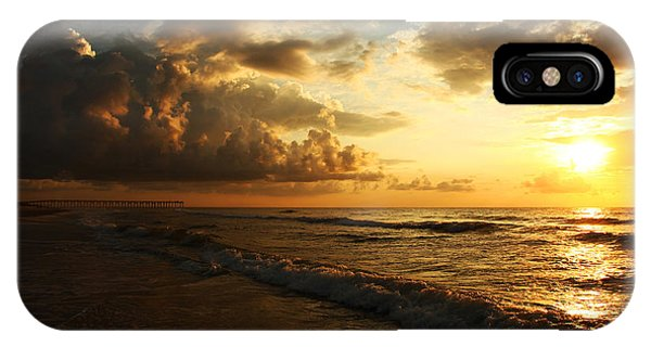 Sunrise - Rich Beauty IPhone Case
