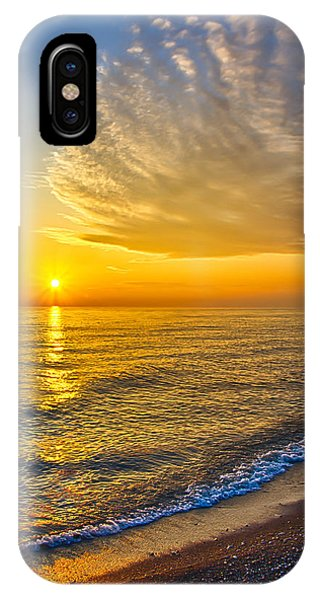 Sunrise 10-30-13 IPhone Case