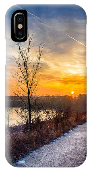 Sunrise 12-2-13 02 IPhone Case