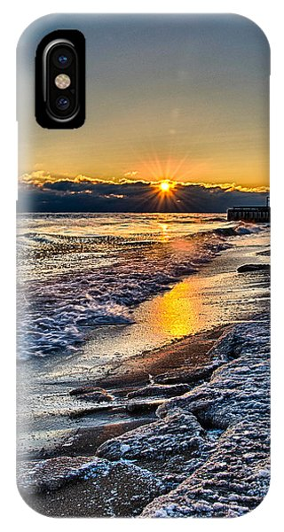 Sunrise 12-5-13 II IPhone Case