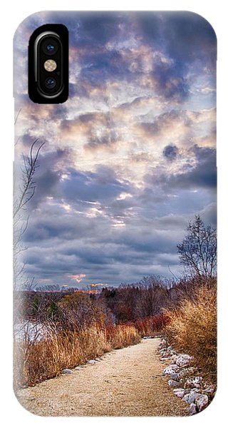 Sunrise 12-5-13 IPhone Case