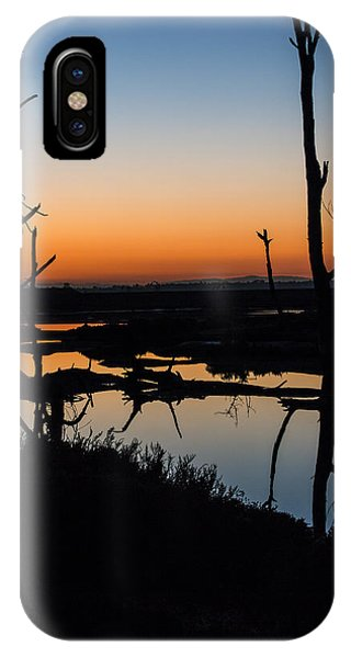 Sunrise Across The Sacred Land IPhone Case