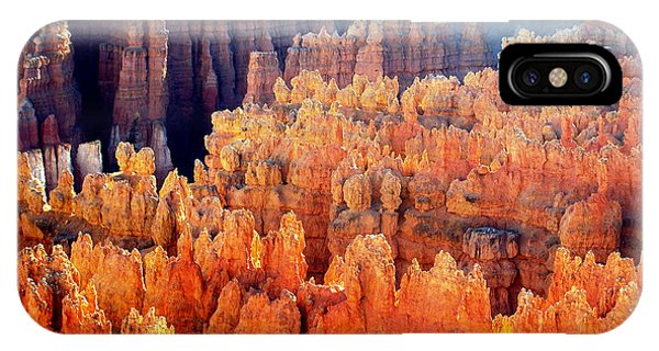 Sunrise At Bryce Canyon IPhone Case