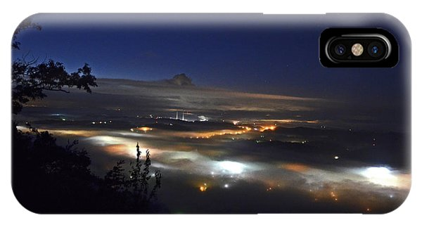 Sunrise At Buzzard's Bluff IPhone Case
