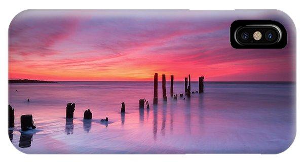 Sunrise At Deal Nj IPhone Case